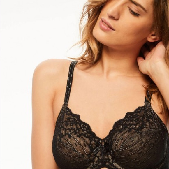 Chantelle Other - Chantelle Rive Gauche Full Coverage Unlined bra